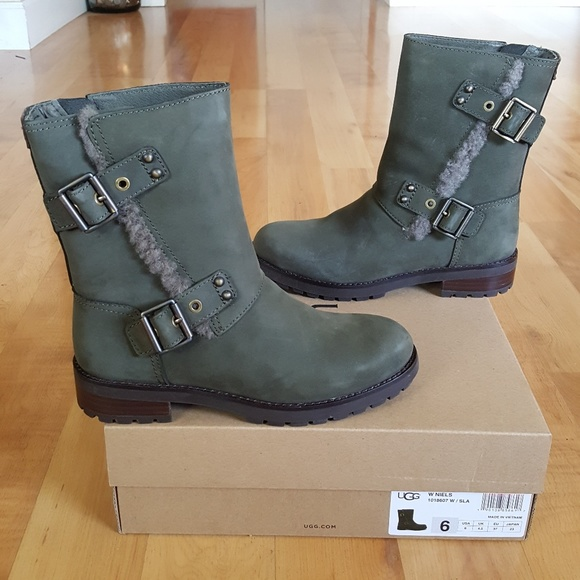 94b8619d15e NEW UGG Niels Water-resistant Boot. NWT